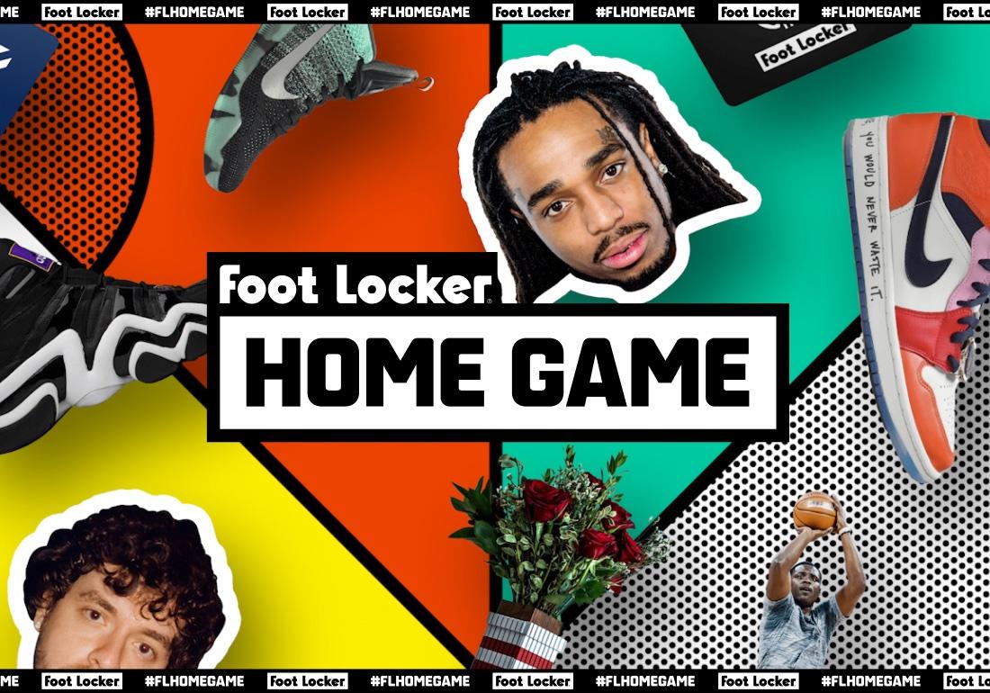 Foot Locker's Home Game