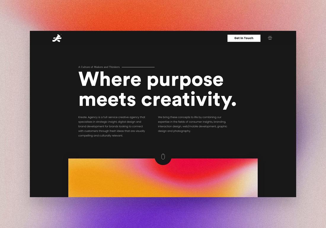 Kreate. Agency