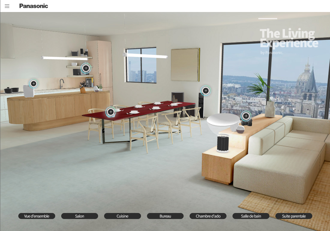 The Living Experience by Panasonic