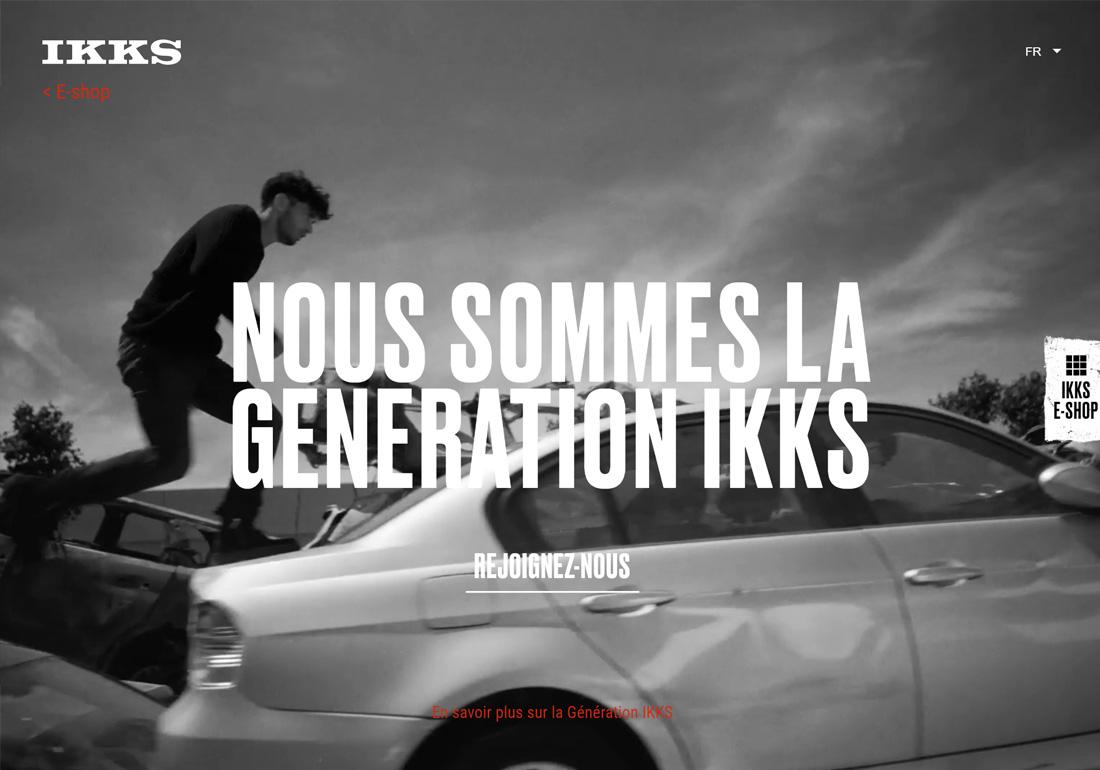 IKKS - Leather Story