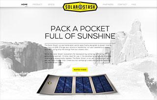Solar Stash