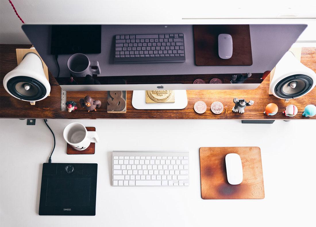 ugmonk studio designer workspace inspiration - Design Workspace