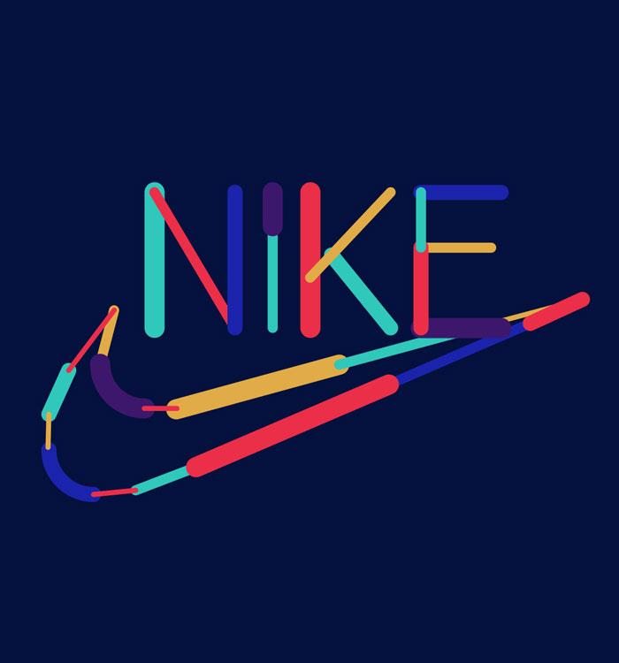 Color Lines Free Font