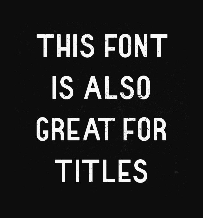 Rhyder Sans Serif Font Free Download