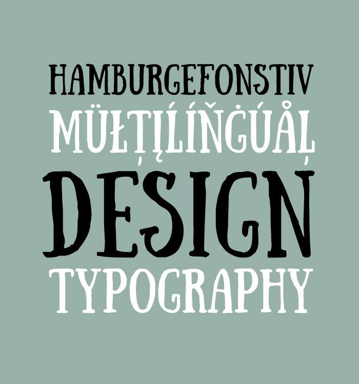 Sunday Typography