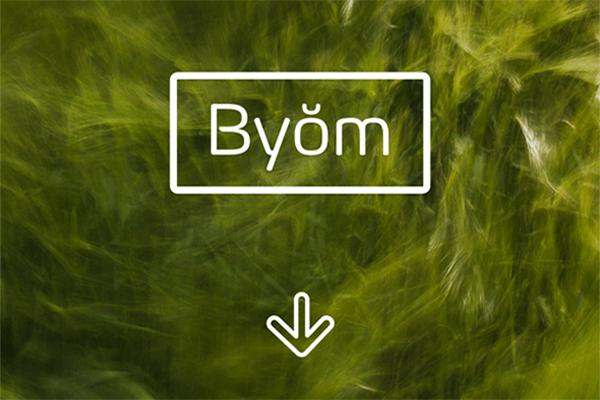 Byom Free Font