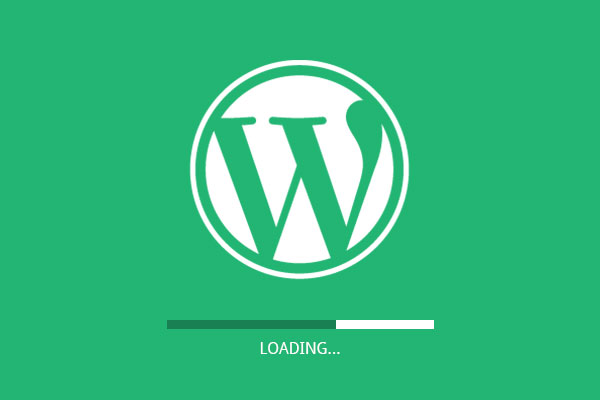 Decreasing the Loading Time of Your WordPress Blogs