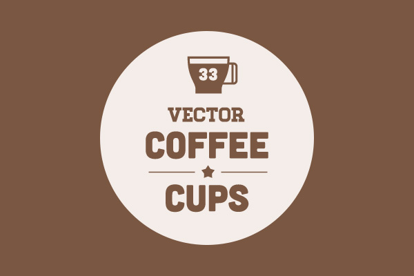 Free Vector Coffee Cup Icons