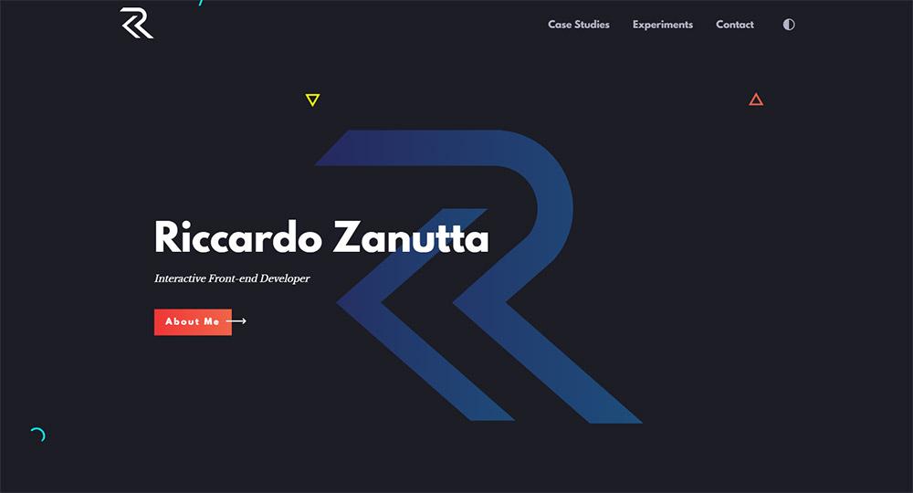 Riccardo Zanutta portfolio