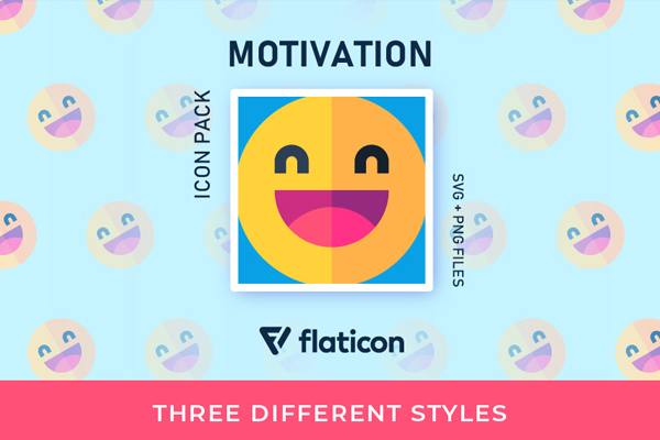 Motivation Icon Pack