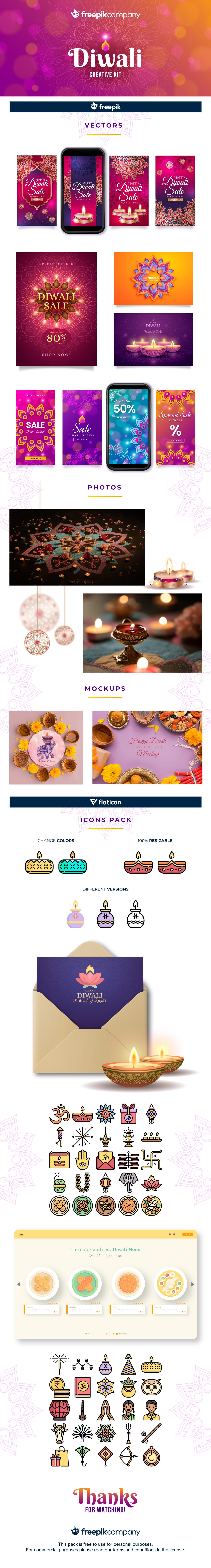 Diwali Creative Kit
