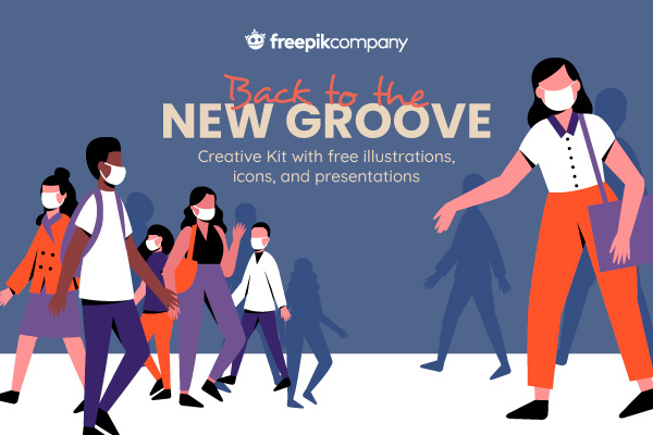 Back to the New Groove Creative Kit