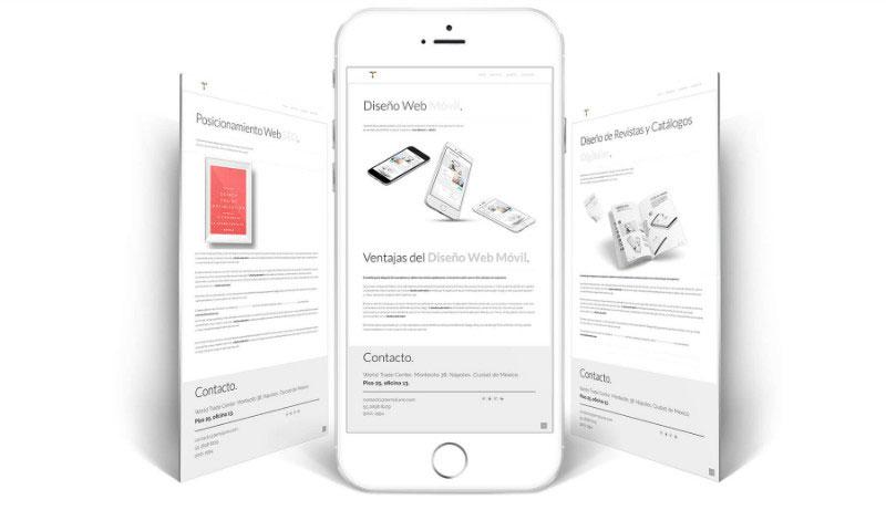 Diseño Web Templune
