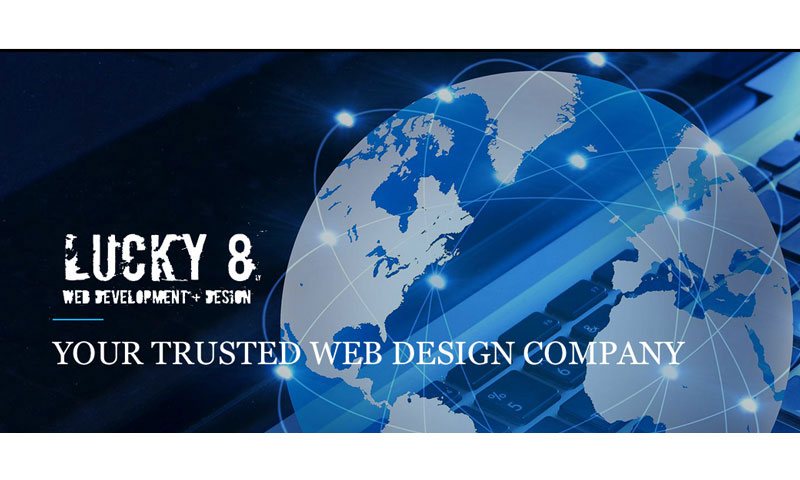 Lucky8 Web Design