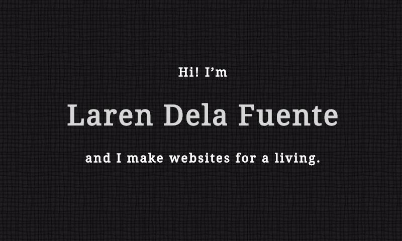 Laren Dela Fuente