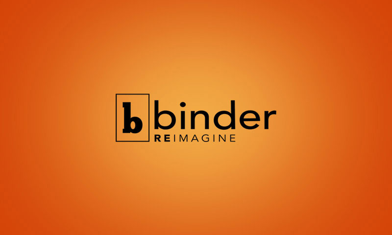Binder | Reimagine