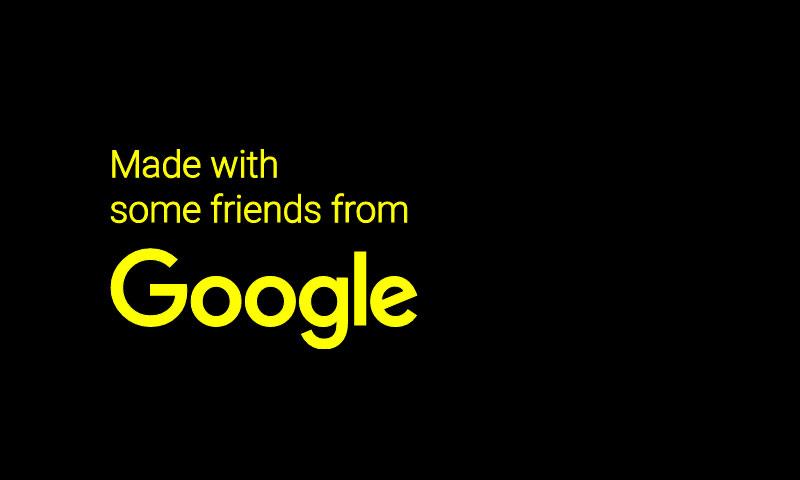 Google Data Arts Team