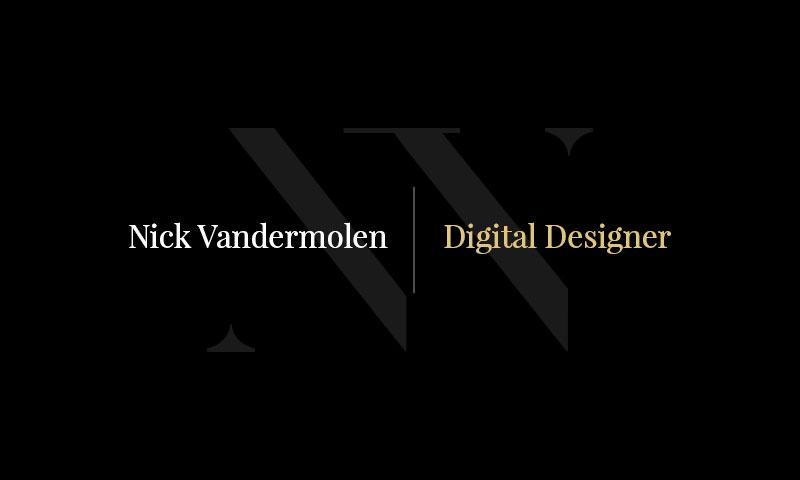 Nick Vandermolen