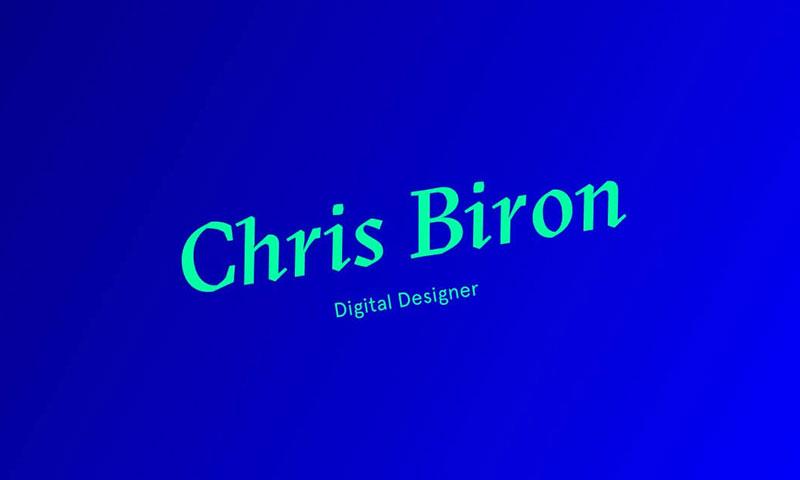 Chris Biron