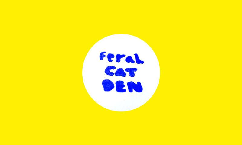 Feral Cat Den