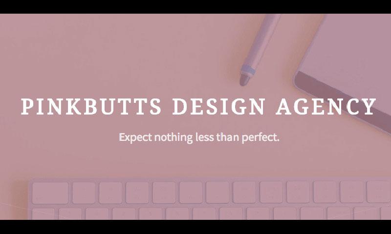 PinkButts Design Agency