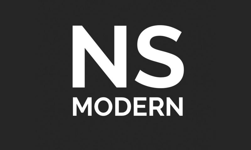 NS Modern Website Design