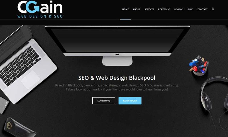 CGain Web Design & SEO