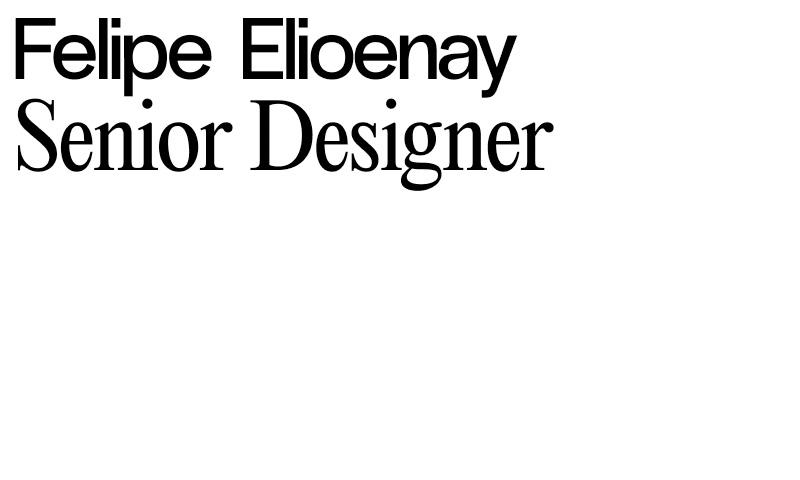 Felipe Elioenay