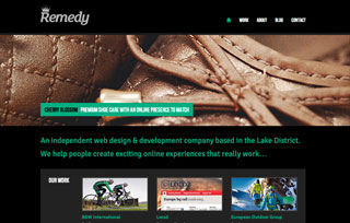 Remedy web design & development