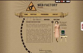 Web Factory Studio