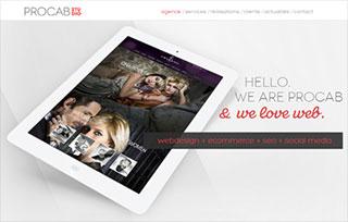 Procab Studio web agency