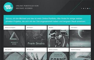 workdiary.de - Online Portfolio von Michael Schmid