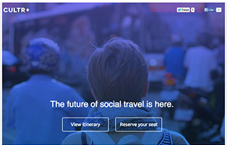 Cultr – The Future of Social Travel