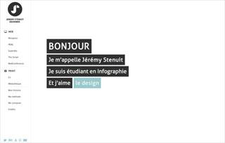 Jérémy Stenuit | Designer