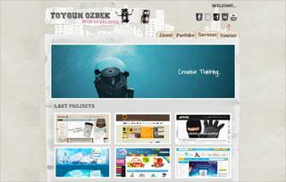 Toygun Ozbek Personal Portfolio