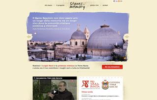 Jerusalem Stones of Memory