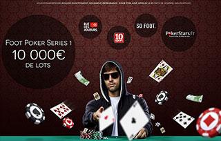 Foot Poker Series