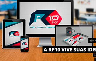 Agência RP10 - Design e Comunicação