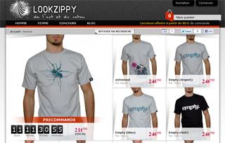 Look-zippy