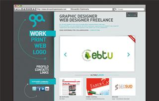 Alessandro Giammaria Web Designer Freelance