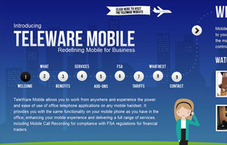 TeleWare Mobile