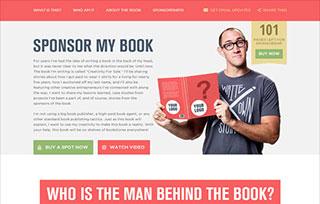 SponsorMyBook