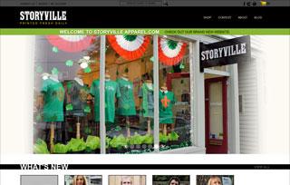 Storyville Apparel