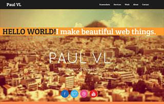 Paul Vl Portfolio