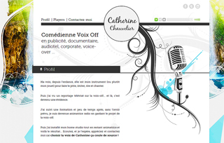 Catherine Chauvelier Voix Off