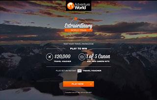 Extraordinary World Trivia | Advent