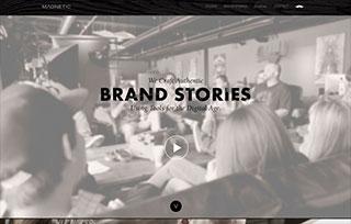 Magnetic Creative's Website