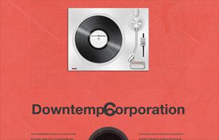 Downtempo Corporation