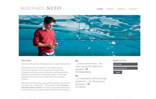 Michael Neto Award-Winning Close Up Magician