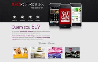 Igo Rodrigues - Web Designer